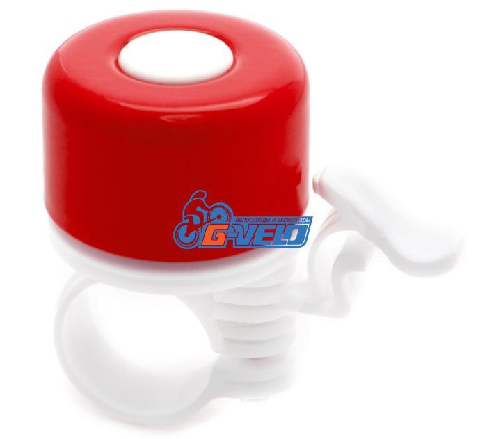 Vinca Sport, Звонок велосипедный цвет: красный, YL 011-4 red