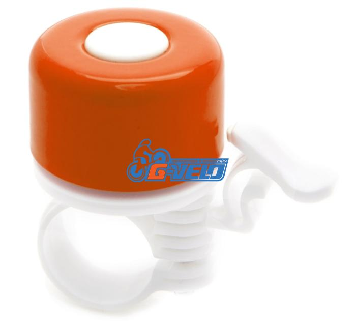 Vinca Sport, Звонок велосипедный цвет: оранжевый, YL 011-3 orange