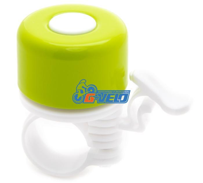 Vinca Sport, Звонок велосипедный цвет: зеленый, YL 011-2 green