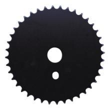 "Звезда ВМХ, 1/2""x3/32"", 44Т, стальная, черная, SS-367-3/32-44Т"