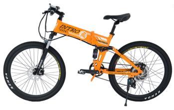 Велогибрид VOLTECO INTRO 26