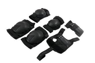 Защита велосипедиста, наколен., налокот., AST, размер M