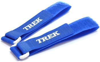 Зажим-липучка для лыж TREK синий
