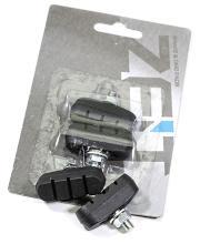 Колодки V-brake ZEIT Z-301 для BMХ, профиль 38 x 11 мм, черные