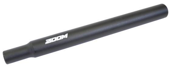 Подседельный штырь ZOOM SP-102, черный, 28,6*300мм