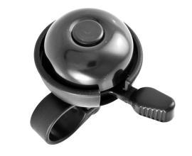 Звонок ударный SunnyWheel RIN-150-BK черный