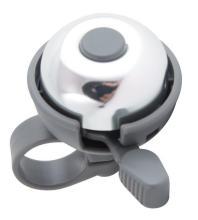 Звонок ударный SunnyWheel RIN-150-SIL серебро